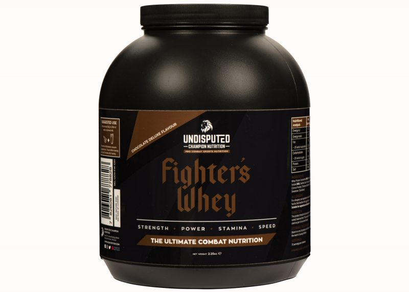 Fighters Whey